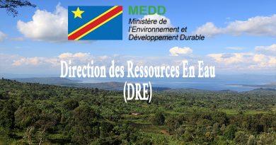 Direction des Ressources En Eau (DRE)