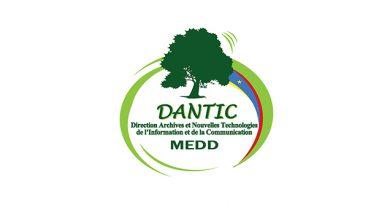 Logo de la Direction Archives et Nouvelles Technologies de l'Information et de Comunication