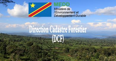 Direction Cadastre Forestier (DCF)