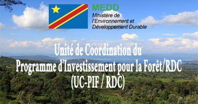 Unité de Coordination du Programme d'Investissement pour la Forêt/RDC