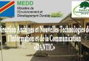 Direction archives et nouvelles technologies de l'information et de la communication