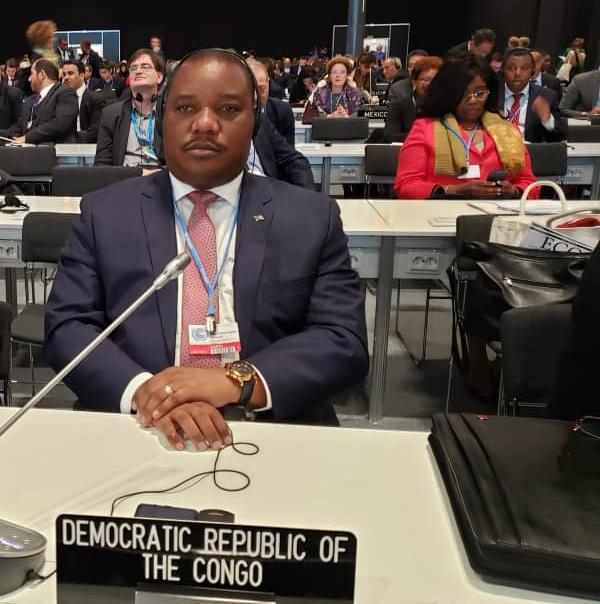 Son Excellence Maître Claude NYAMUGABO BAZIBUHE