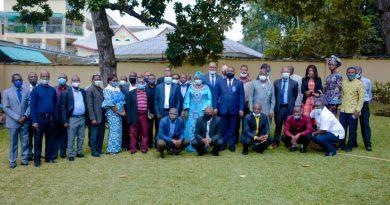 Élaboration politique forestière Nationale en RDC Claude NYAMUGABO met le pied sur l'accélérateur