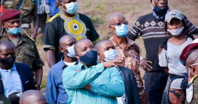Environnement et développement durable Claude NYAMUGABO déterminé à verdir le plateau du mont ngaliema1