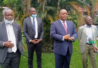 S.E. Claude Nyamugabo à pied d'œuvre sur la politique forestière nationale