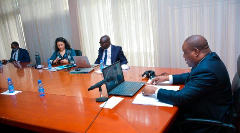 10ème session du comité de pilotage du fonds national REDD, FONARED : Claude NYAMUGABO porte la voix du gouvernement de la Rdc pour un nouveau partenariat avec CAFI pour 2021-2030