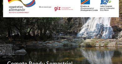 Compte rendu semestriel - Programme de maintien de la Biodiversité et Gestion durable des Forêts (BGF)
