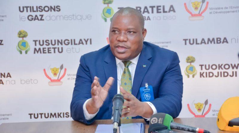 le Ministre Claude Nyamugabo