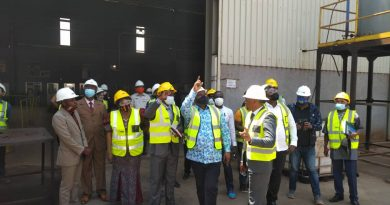 Claude Nyamugabo boucle son périple au Haut-Katanga et au Lualaba sur une note d'espoir pour l'écosystème de la région