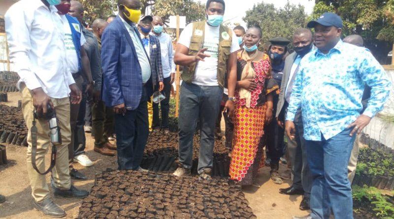 Environnement et Développement Durable après Lubumbashi, Me Claude Nyamugabo inspecte le Haut-Katanga profond