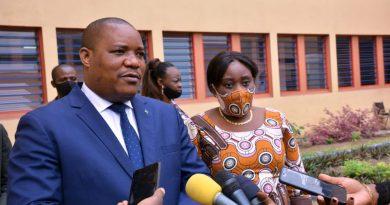Jardins scolaires pour 1 milliards d'arbres à l'horizon 2023: Le Ministre Claude Nyamugabo implique les confessions religieuses