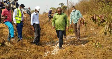 Environnement et développement durable: le Ministre Claude Nyamugabo exige des opérateurs miniers le strict respect des normes environnementales