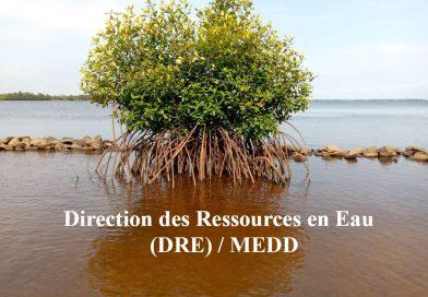 Direction des Ressources en Eau - DRE