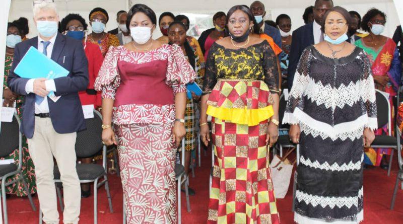 Célébration de la journée internationale de droits de l'enfant en RDC, la Vice Ministre de l'Environnement répond à l'appel du Ministre du genre, famille et enfants