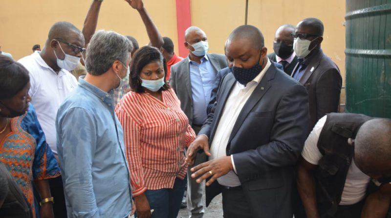 Conséquences de l'Exploitation Industrielle sur l'Environnement La foudre de Me Claude NYAMUGABO chez les Fabricants des Produits Cosmétiques