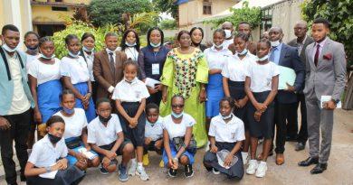 Conférence débat tenue ce jeudi 4 décembre 2020 au centre culturel boboto à Gombe sous le thème ''Arbre source de vie ''...
