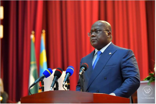 Dans son message à la Nation, Félix Tshisekedi annonce la promulgation prochaine du tout premier document de politique forestière nationale