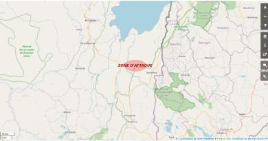 Attaque sanglante contre nos gardes au Parc des Virunga