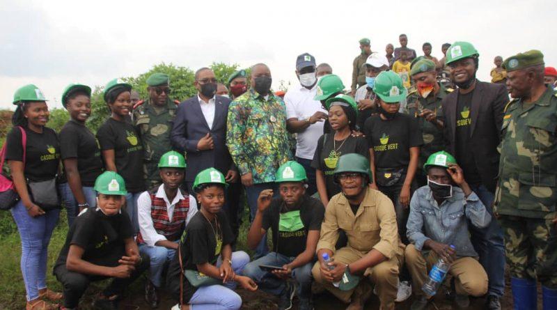 Environnement/Sud-Kivu : Implémentation du Programme Présidentiel de Reboisement, Me Claude NYAMUGABO Prêche par l'Exemple