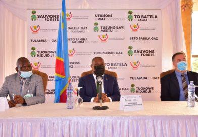 250 Hectares des Forêts Préservées en Un An Me Claude NYAMUGABO Lance la Deuxième Phase de Sensibilisation à l'Usage du Gaz Domestique