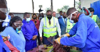 Assainissement et Lutte Contre l'Insalubrité Le Gouvernement Congolais Entend Soutenir la Transformation des Déchets Plastiques en Opportunités Économiques