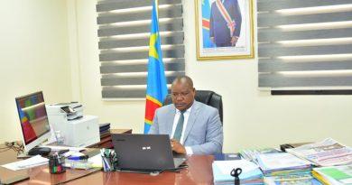 Journée Internationale des Forêts 2021 Le Ministre Claude NYAMUGABO Réaffirme l'Engagement de la RDC et Plaide pour sa Juste Rétribution en tant que Protectrice de la Planète
