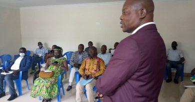 DEUXIEME REUNION D'ACCOMPAGNEMENT TECHNIQUE ENTRE LA DIRECTION DE RESSOURCES EN EAU ET LA FEDERATION DE FOREURS DU CONGO