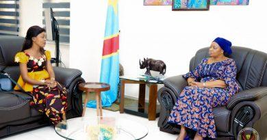 Environnement Eve Bazaïba apporte des réponses précises aux préoccupations de la province du Kongo Central