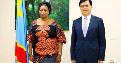 Environnement La Chine réitère son engagement d'accompagner la RDC