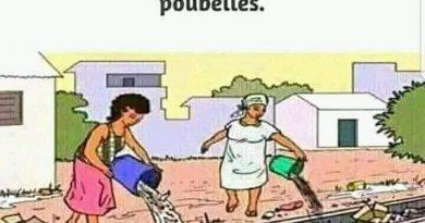 Cher(e)s Congolais et Congolaises, si chacun et chacune peut éviter de considérer les caniveaux comme des poubelles et en assurer une propreté convenable.