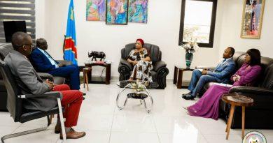 Environnement et développement durable Eve Bazaïba déterminée à assainir le secteur forestier