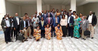 PROGRAMME PANAFRICAIN D'ASSAINISSEMENT TOTAL ET INCLUSIF A L'ÉCHELLE DE LA VILLE Atelier de lancement du programme en RDC
