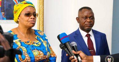 Rapatriement des reliques de Lumumba Eve Bazaïba annonce l'assainissement des villes concernées par l'événement