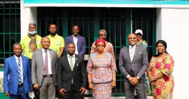 Environnement et Développement Durable Eve Bazaiba s'imprègne du fonctionnement des Structures et Agences sous tutelle de son ministère