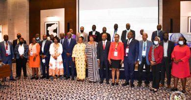 Initiative du Bassin du Nil Eve Bazaïba désignée Présidente du Comité des Ministres des Lacs Equatoriaux du Nil (NELCOM)