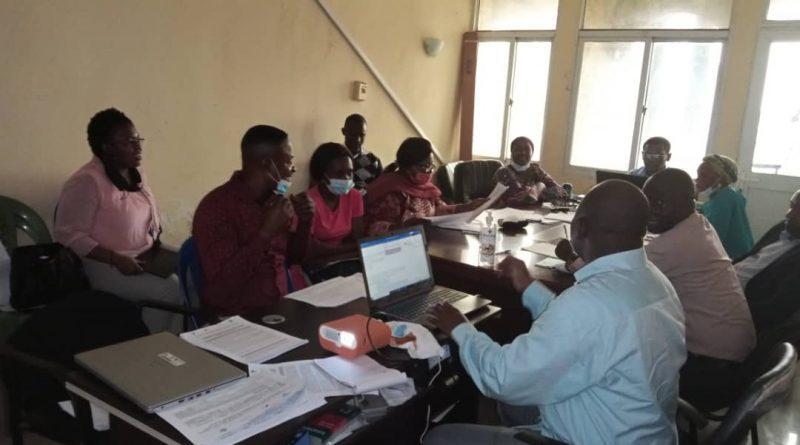 APARDC (UCP-APA) Réunion technique de prétraitement des avis et commentaires des parties prenantes APA 3