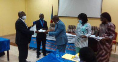 Atelier sur les stratégies de la lutte biologique antiérosive aux érosions interurbaines de Kinshasa