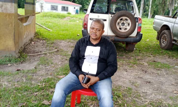 DÉCONCENTRATION DE L'ENVIRONNEMENT ET DÉVELOPPEMENT DURABLE LA COORDINATION PROVINCIALE DE L'ENVIRONNEMENT ET DÉVELOPPEMENT DURABLE DE MBANDAKA (CPED-MBKA) Mbandaka, le 23 août 2021.