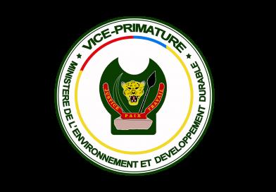Logo de la Vice Primature, Ministère de l'Environnement et Développement et Développement Durable