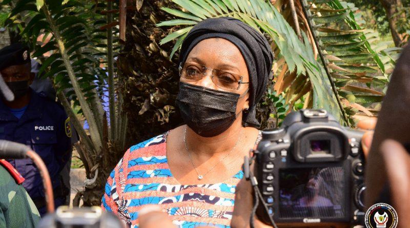 Réaction de la VPM Eve Bazaiba au sujet de l'arrêté interministériel sur l'abattage des espèces protégées.