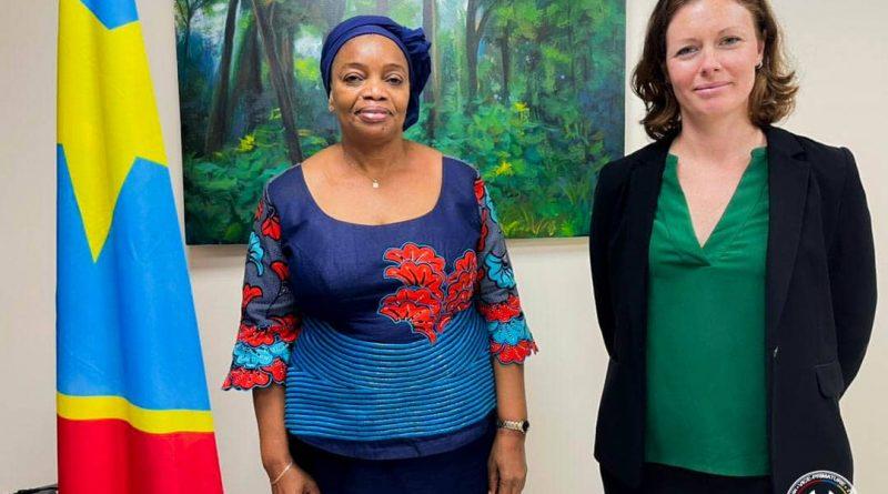 MEDD/CABINET VICE-PRIMATURE DES OPPORTUNITÉS FINANCIÈRES POUR LA RDC LORS DE LA COP26