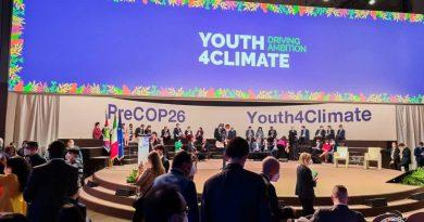 YOUTH4 CLIMATE : UN DES DERNIERS VIRAGES AVANT GLASGOW