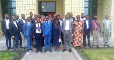 MEDD/DEP : GESTION DU SYSTEME STATISTIQUE ENVIRONNEMENTALE ET FORESTIERE DE LA RDC