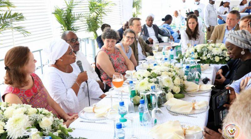 RANDONNÉE D'ÉCHANGES ENTRE LA RDC ET LES PARTENAIRES INTERNATIONAUX SUR LA CAUSE ENVIRONNEMENTALE