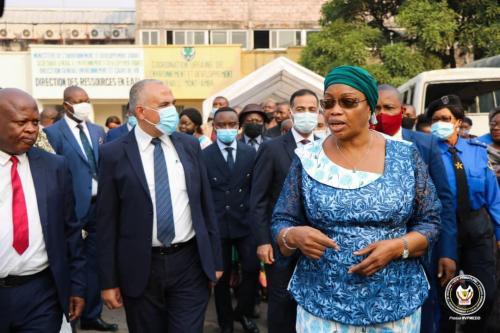 GRAND PAS FRANCHI DANS LA MISE EN OEUVRE DU PROJET GIRE EN RDC -1