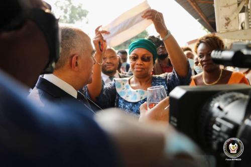 GRAND PAS FRANCHI DANS LA MISE EN OEUVRE DU PROJET GIRE EN RDC 39