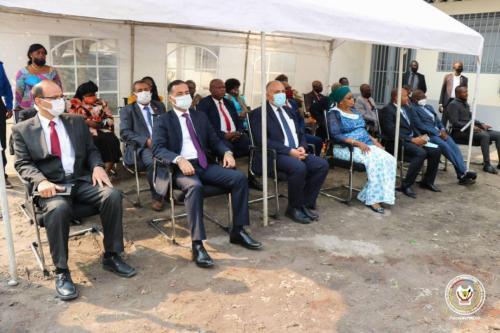 GRAND PAS FRANCHI DANS LA MISE EN OEUVRE DU PROJET GIRE EN RDC 3-1