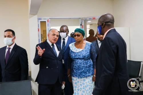 GRAND PAS FRANCHI DANS LA MISE EN OEUVRE DU PROJET GIRE EN RDC 33